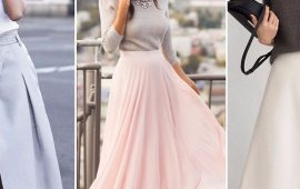 10 styles of skirts that you can't do without in spring and summer 2021