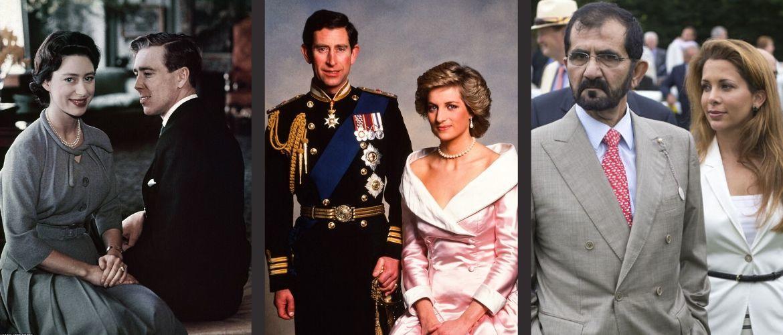 Палацові пристрасті: королівські сім'ї з некоролівської долею