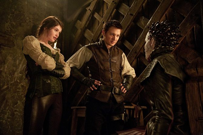 Hansel & Gretel: Witch Hunters, 2012
