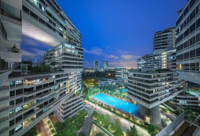 житловий комплекс сингапур