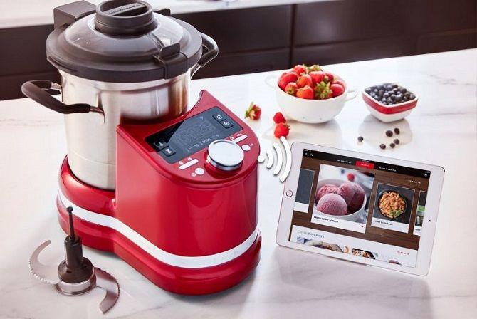 Кухонная машина Cook Processor Connect от KitchenAid