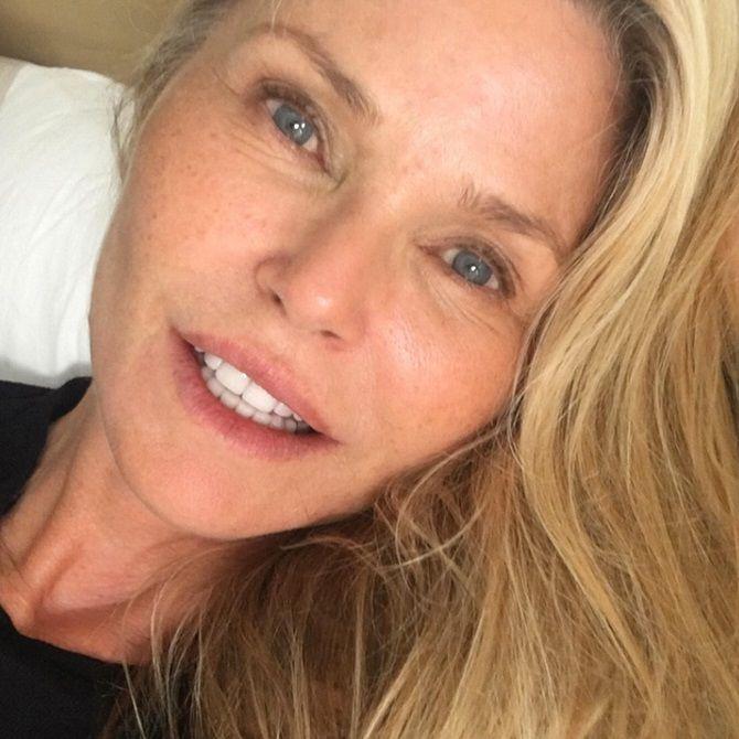 Секреты молодости Кристи Бринкли: как в 65 выглядеть на 30 12