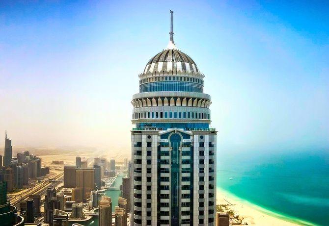 Хмарочос Принцес Тауер в Дубаї
