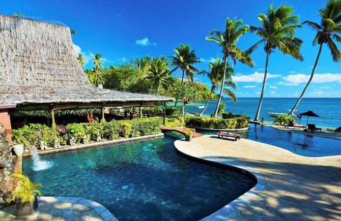тропічний курорт