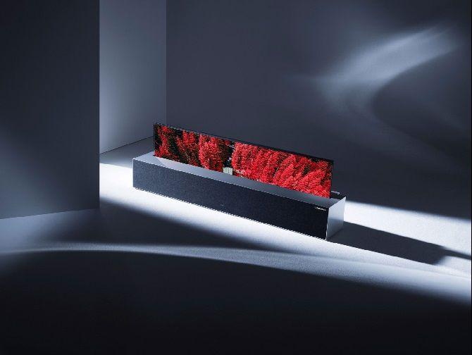 Телевизор LG Signature OLED TV R9