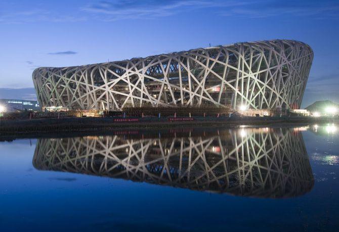 Пташине гніздо в Пекіні