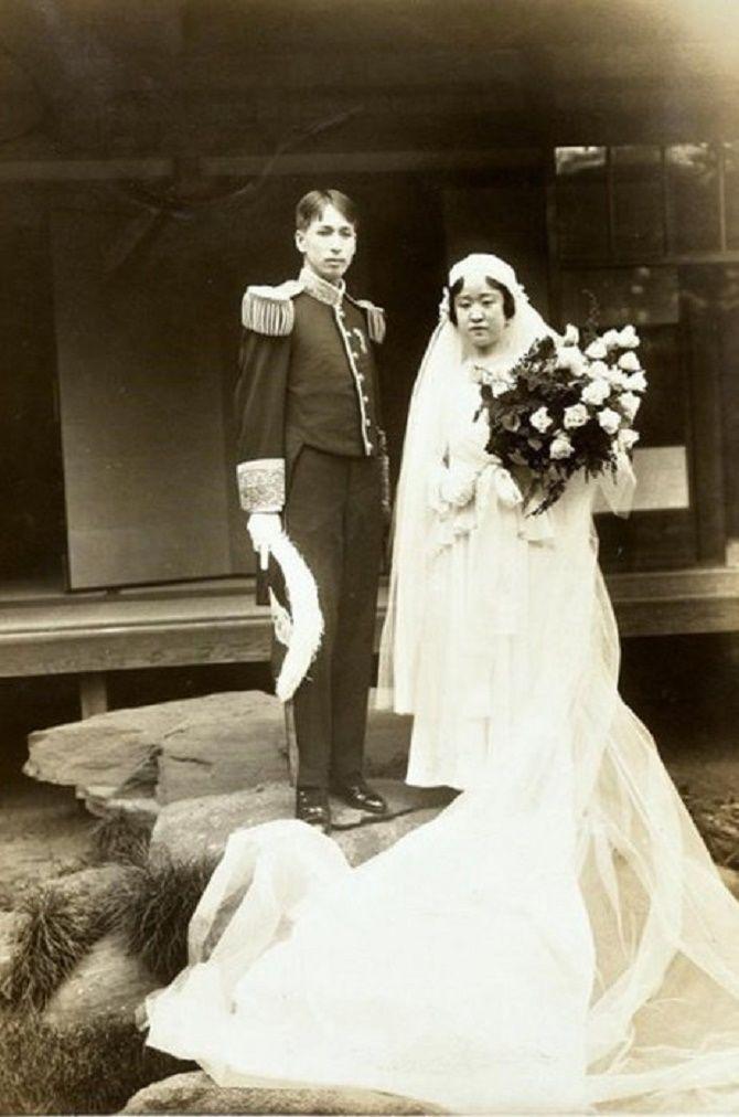 Принцесса Токхе и Такеюки Со