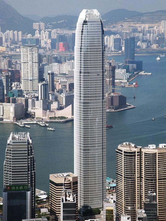 Міжнародний фінансовий центр 2 в Гонконзі