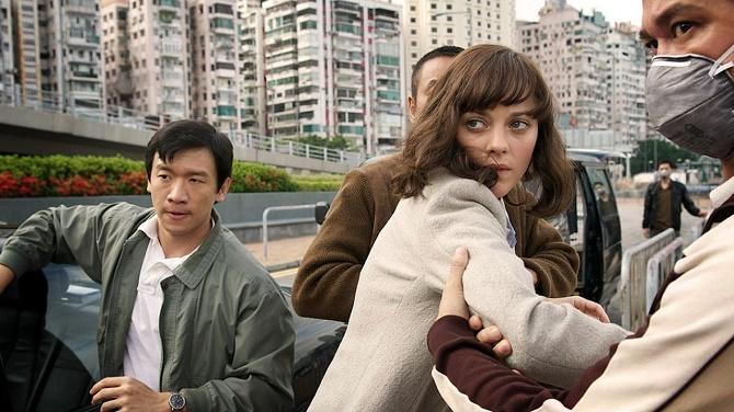Кадр з фільму «Зараження» (2011)
