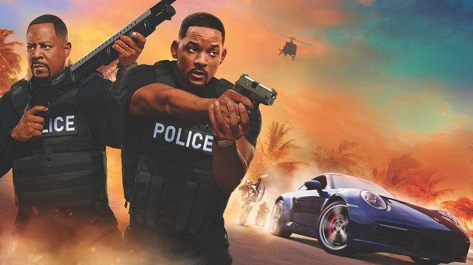 Комедійний бойовик «Погані хлопці назавжди»: круті поліцейські повертаються … 4