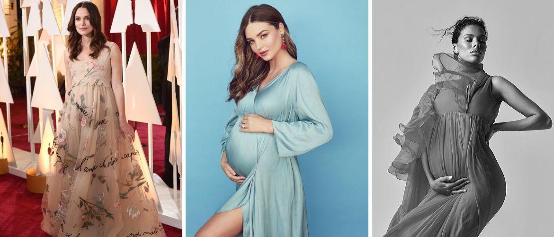 Модні в будь-якому стані: Топ-7 найстильніших вагітних знаменитостей