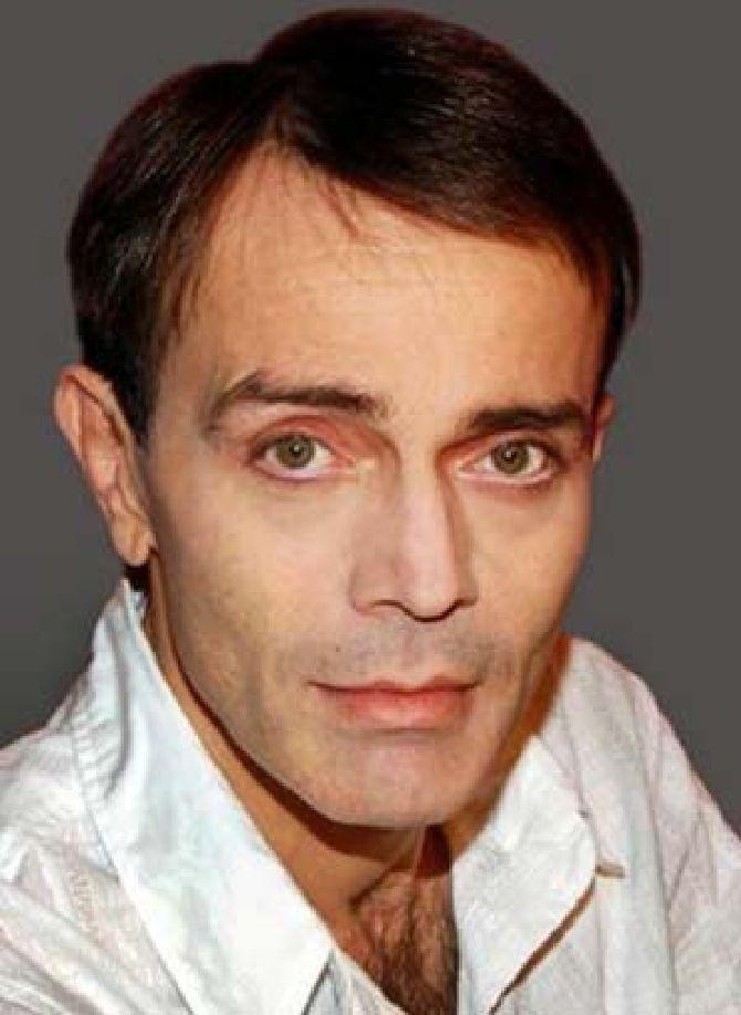 актер  Андрей Харитонов
