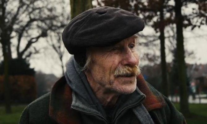 актер Юрий Дубровин
