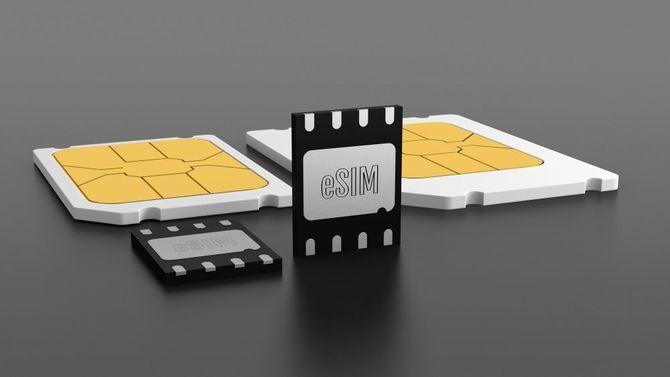 eSIM-устройства