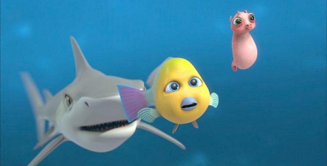 Мультфильм Риф. Новые приключения 2019 (Go Fish)