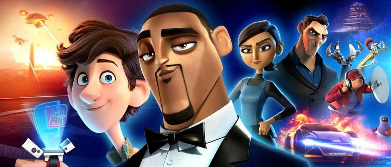 Мультфильм «Камуфляж и шпионаж»: миссия – спасти мир от опасности