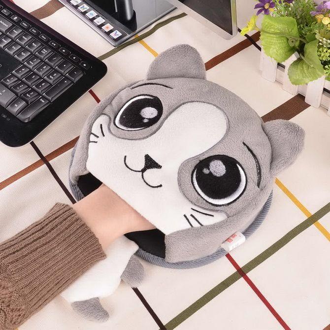 USB-панель для мышки с подогревом