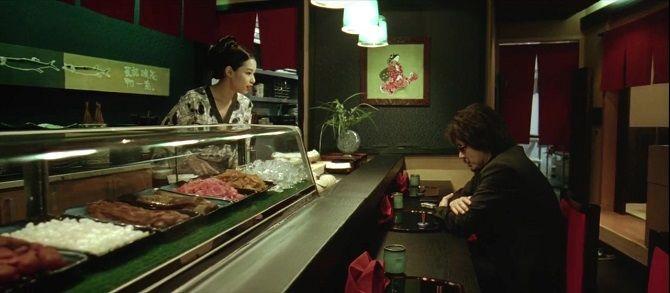 Фильм  Олдбой 2003 (Oldeuboi):