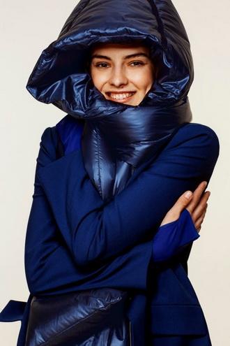 Зимние забавы: самые модные шарфы 2020 года 11