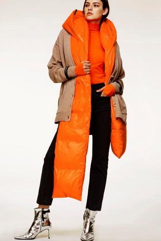 Зимние забавы: самые модные шарфы 2020 года 12
