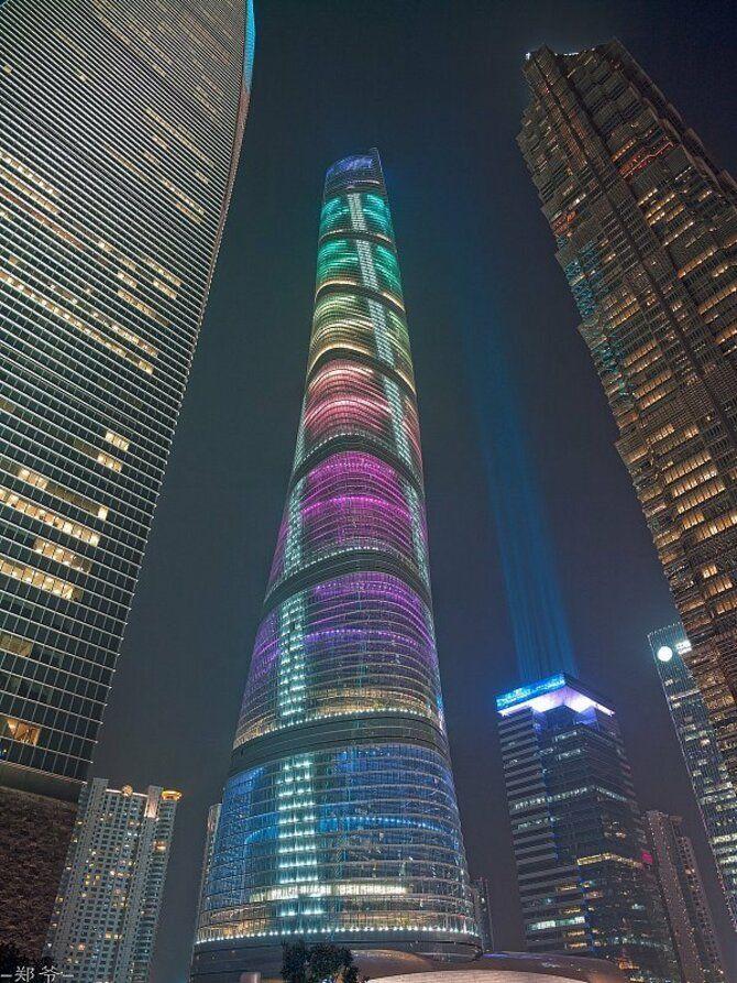 Шанхайська вежа