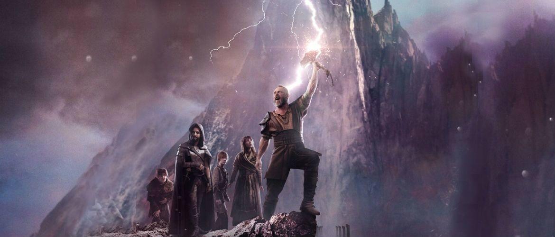 Пригодницьке фентезі «Вальхалла: Тор Раґнарок»: наближається великий бій богів та вікінгів