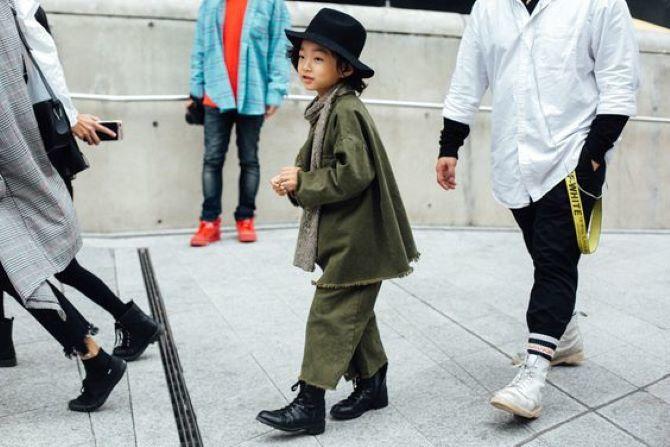 детская мода фото