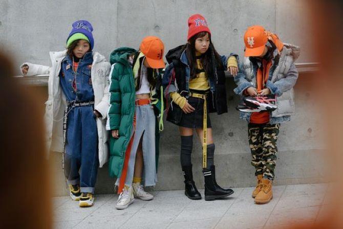 скандальная детская мода