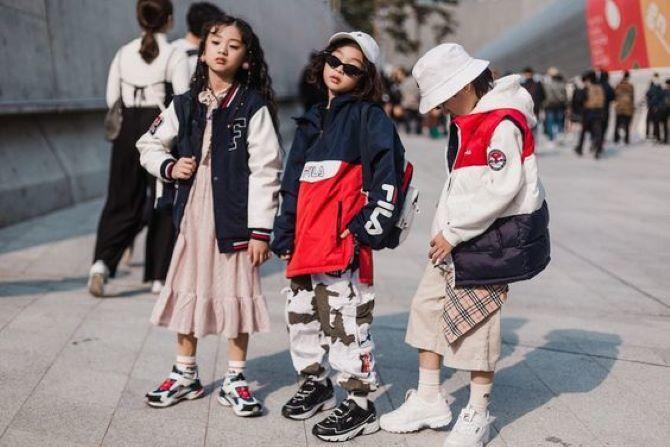 дитяча мода 2020