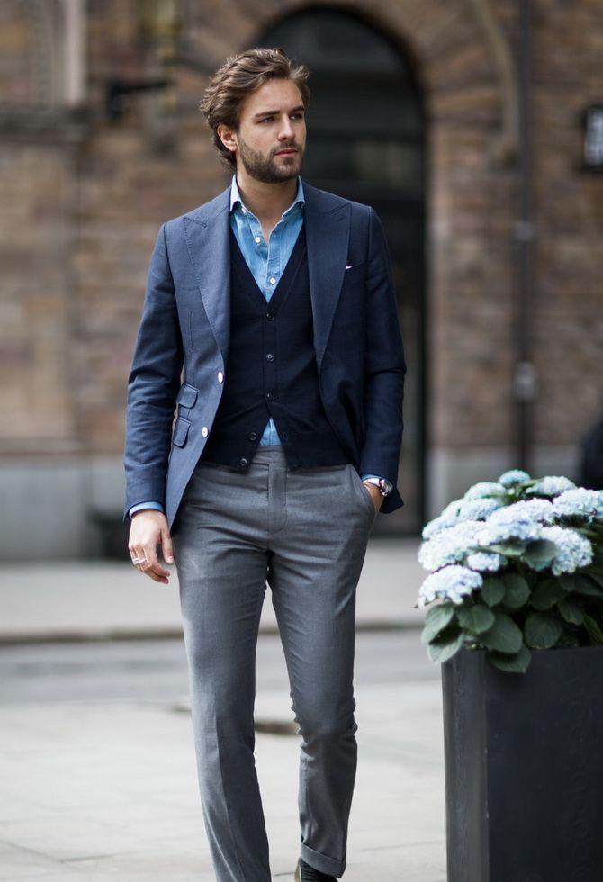 Модні чоловічі сорочки