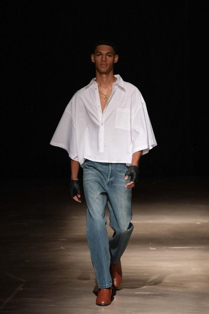 короткие рубашки мужские