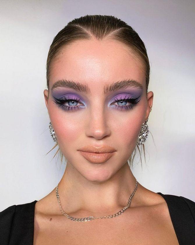 макияж смоки айс