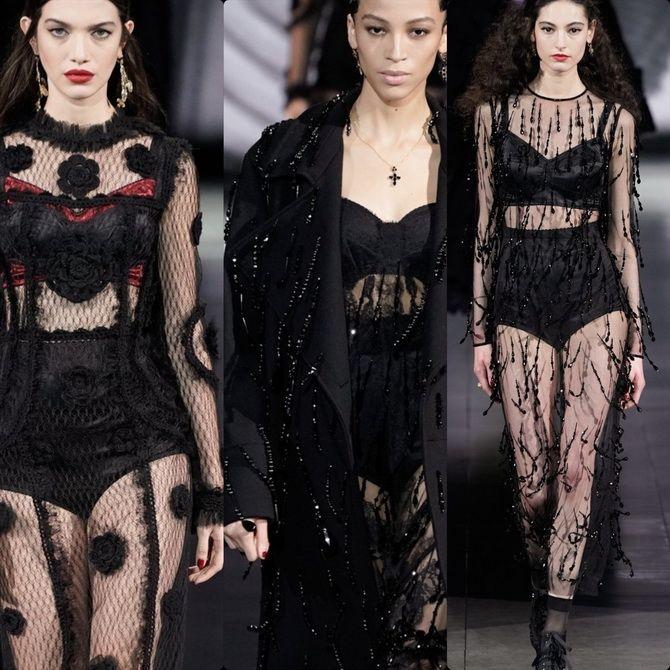 осенне-зимняя коллекция Dolce Gabbana Fall-Winter 2020-2021