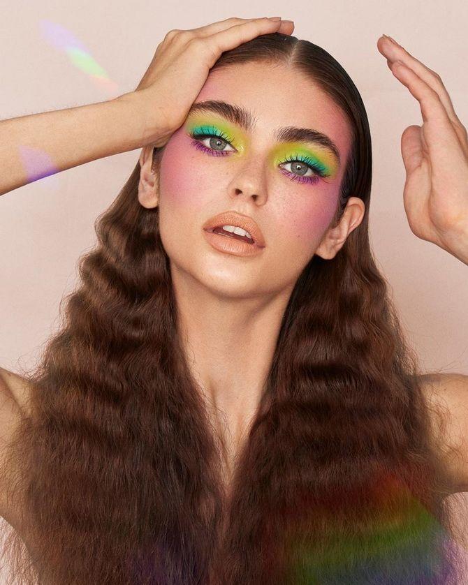 Весенний макияж 2020