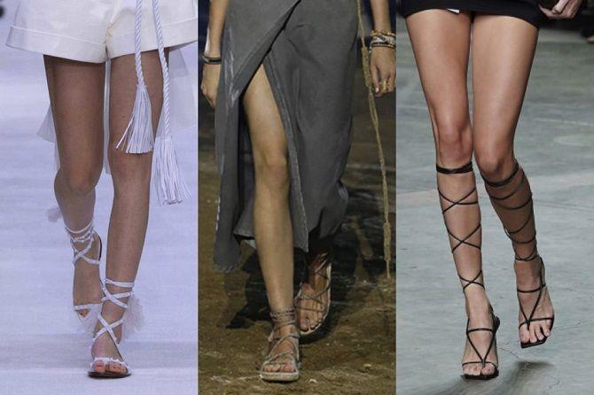 летняя обувь 2020