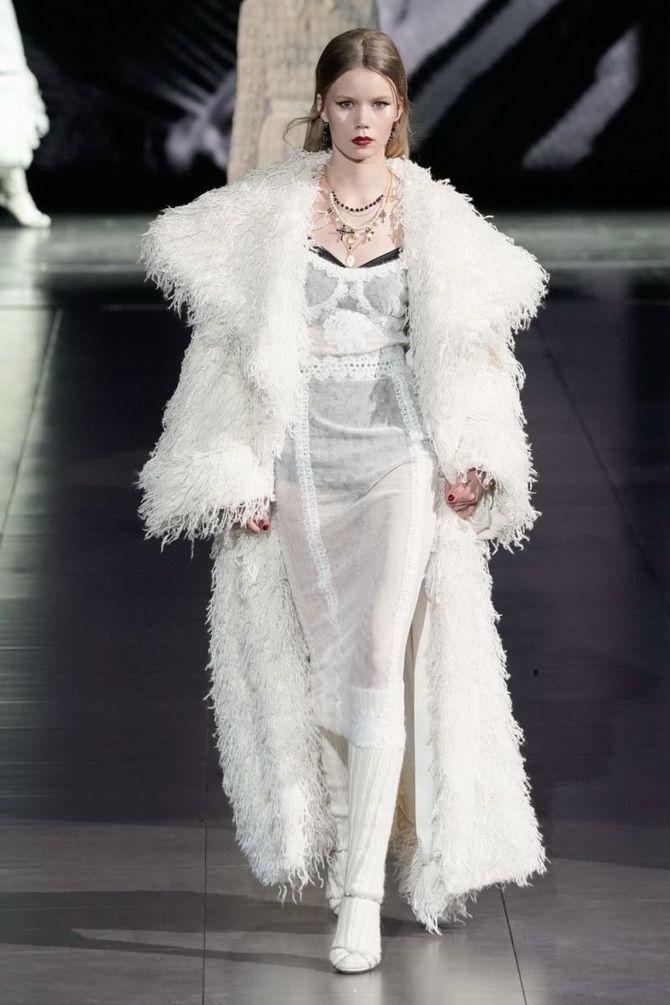 показ  коллекции Dolce Gabbana Fall-Winter 2020-2021
