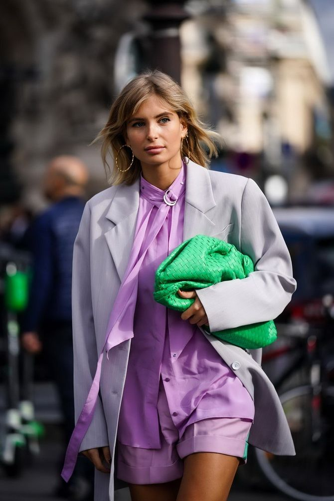 Fashionable blazer or jacket