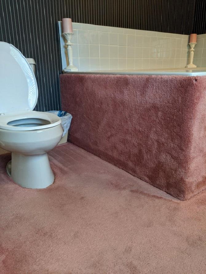 ремонт в туалеті
