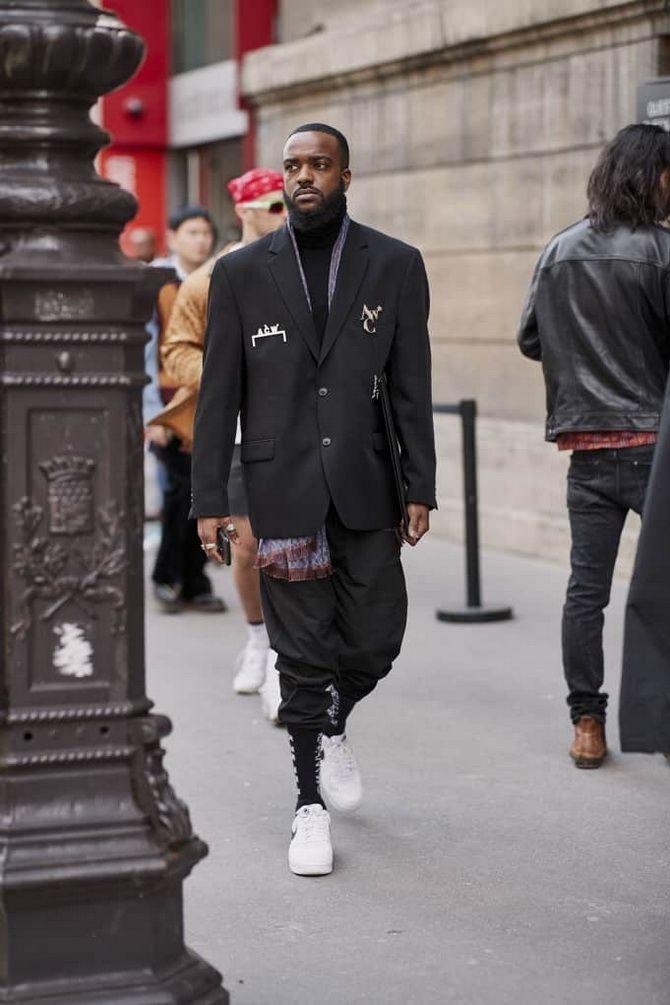 Мужская мода весны 2020