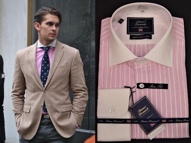Модні чоловічі сорочки 2020