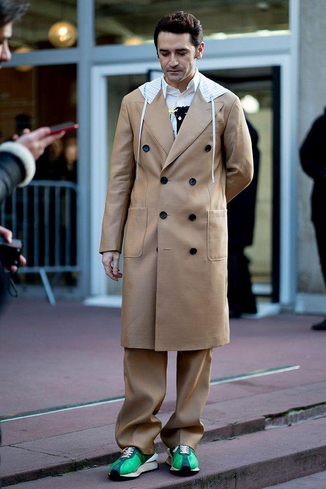 мужские Тренчи и пальто