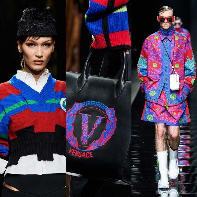 коллекция Versace
