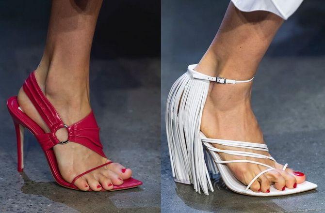 Острый носок