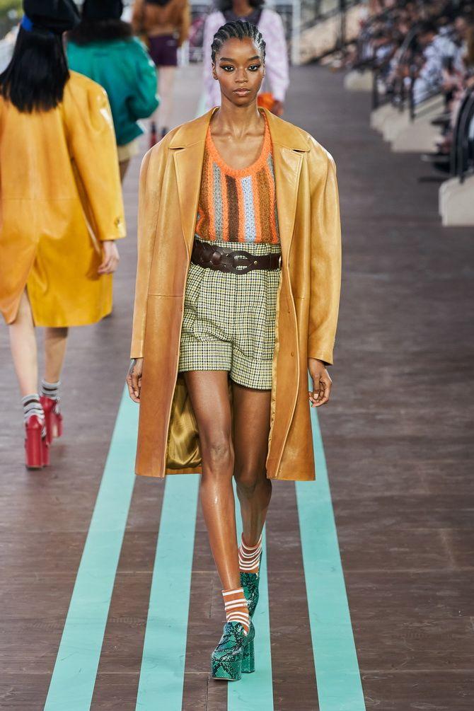 Модні жіночі шорти