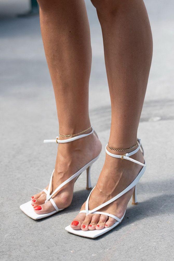 обувь с квадратным носком в 2020 году