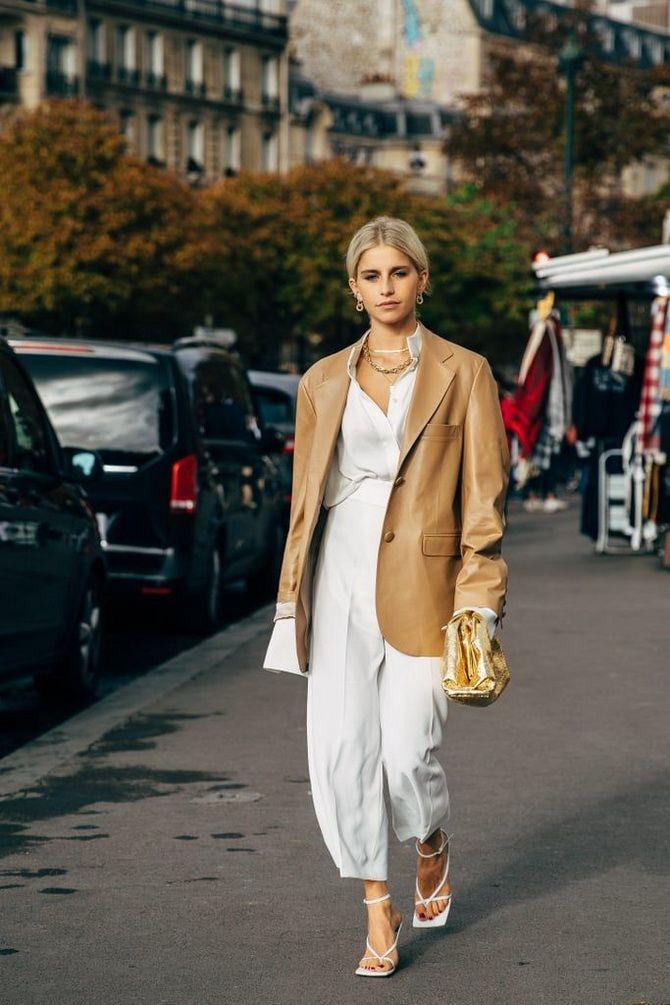 Модный женский пиджак 2020 года