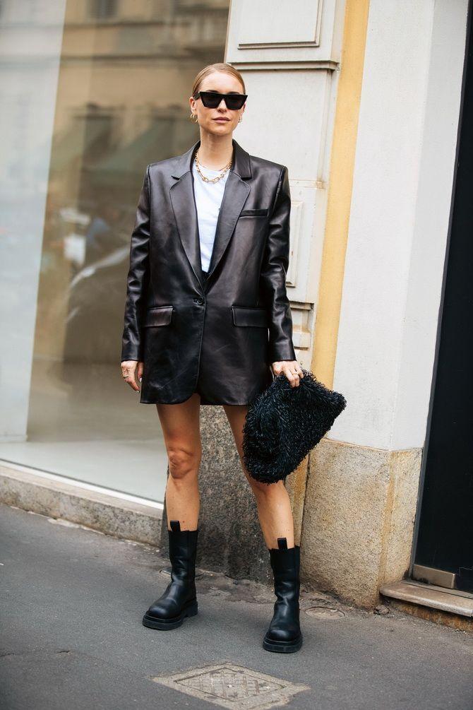 Модный пиджак для женщин