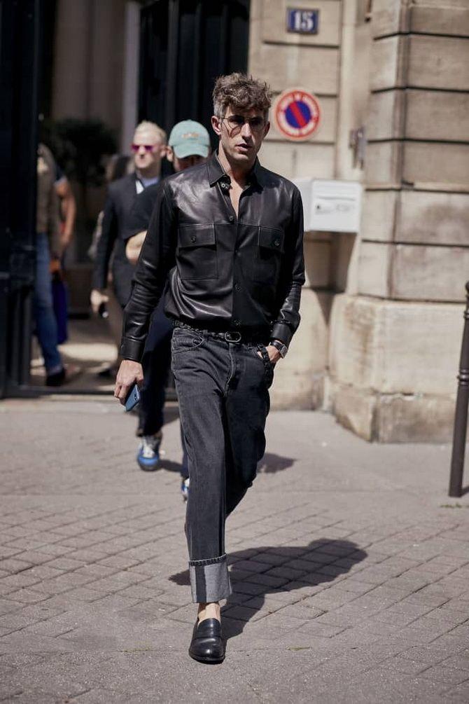 мужская мода сейчас