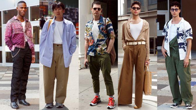 модные мужские рубашки 2020