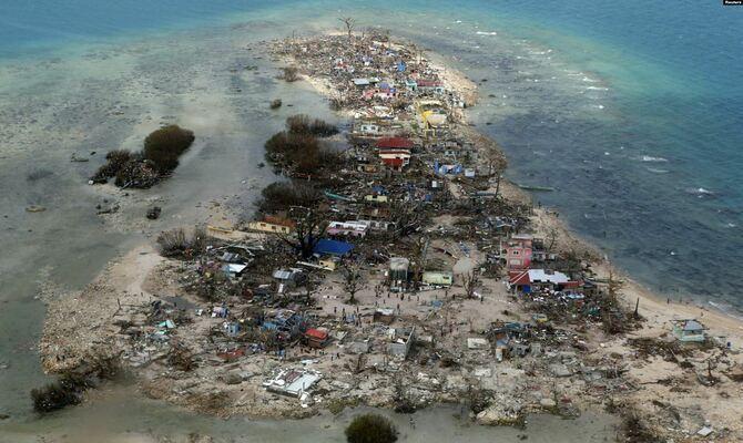 цунами филиппинские острова